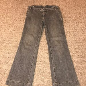 Wide Legged jeans by Banana Republic